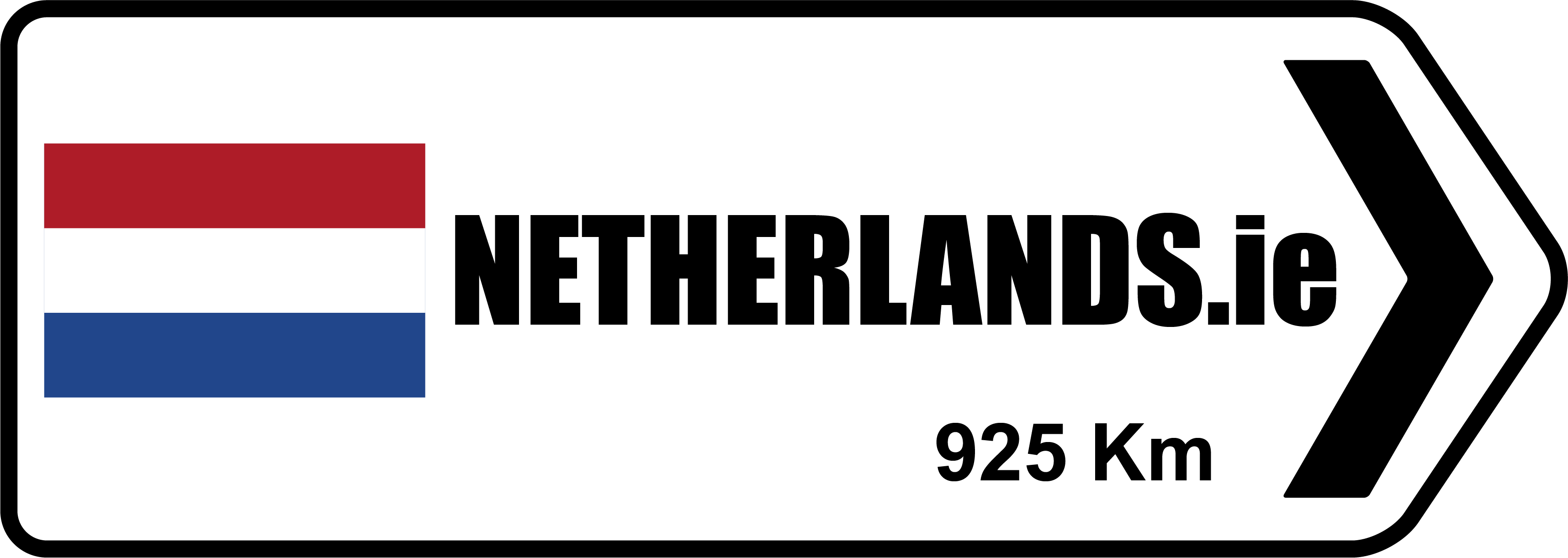Visit Netherlands from Ireland